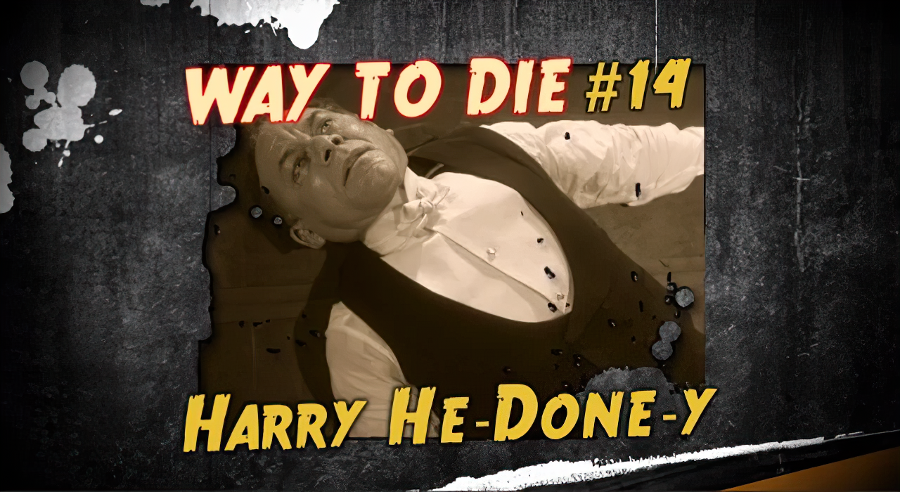 Harry He-Done-Y