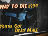You've Got Dead Male