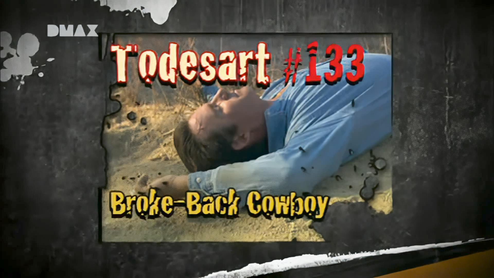 Broke-Back Cowboy