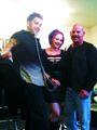 Jeffery Damnit,Inkerbella and Paul Vinson