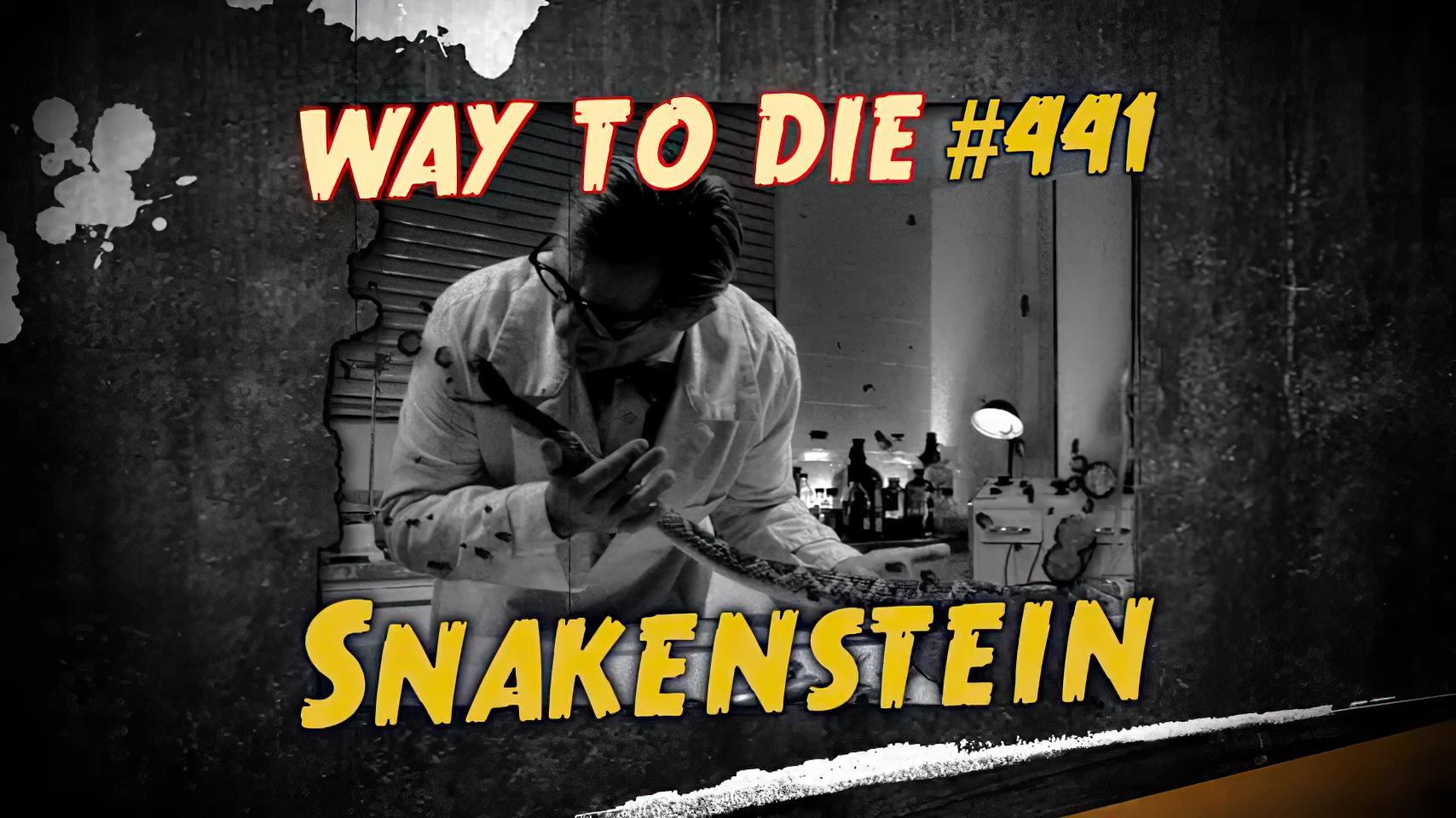 Snakenstein