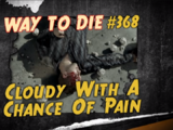 Cloudy With A Chance Of Pain