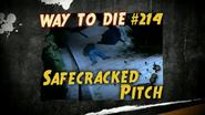 Safecracked Pitch (Rookie Raceway)