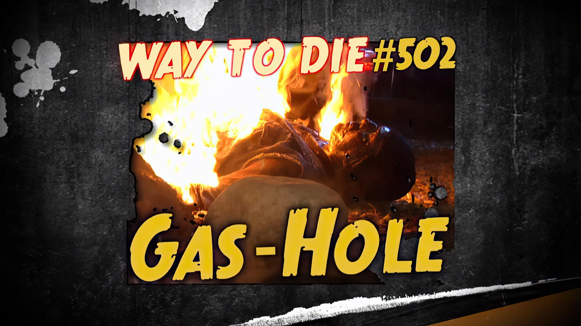 Gas-Hole
