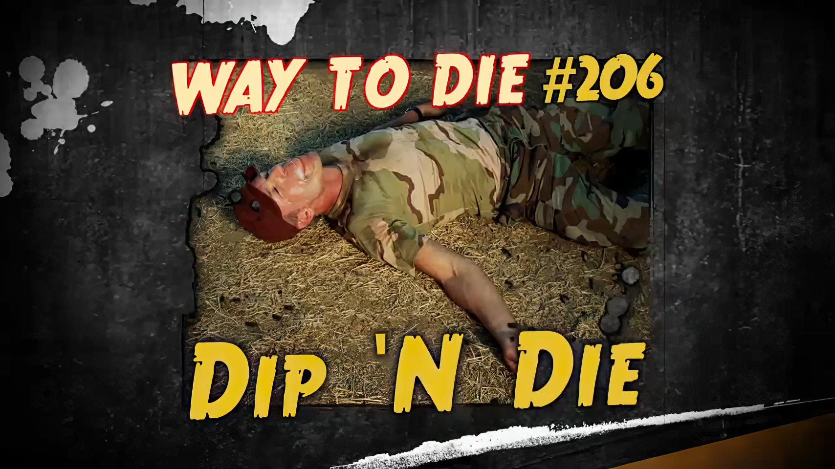 Dip 'N Die