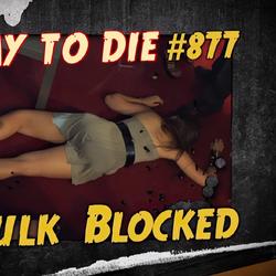 Caulk Blocked