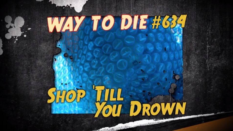 Shop 'Till You Drown