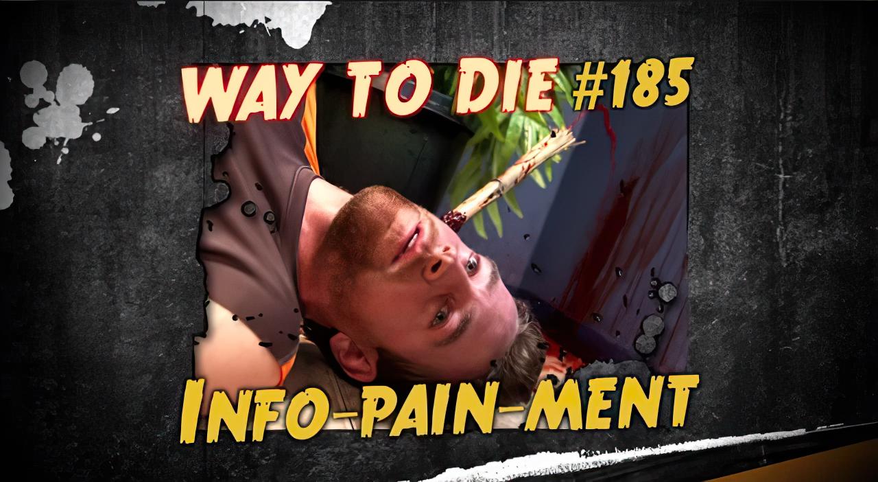 Info-Pain-Ment