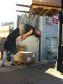 Jeffery Damnit hanging around
