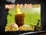 Dead Mime ☺