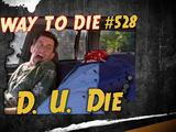 D. U. Die