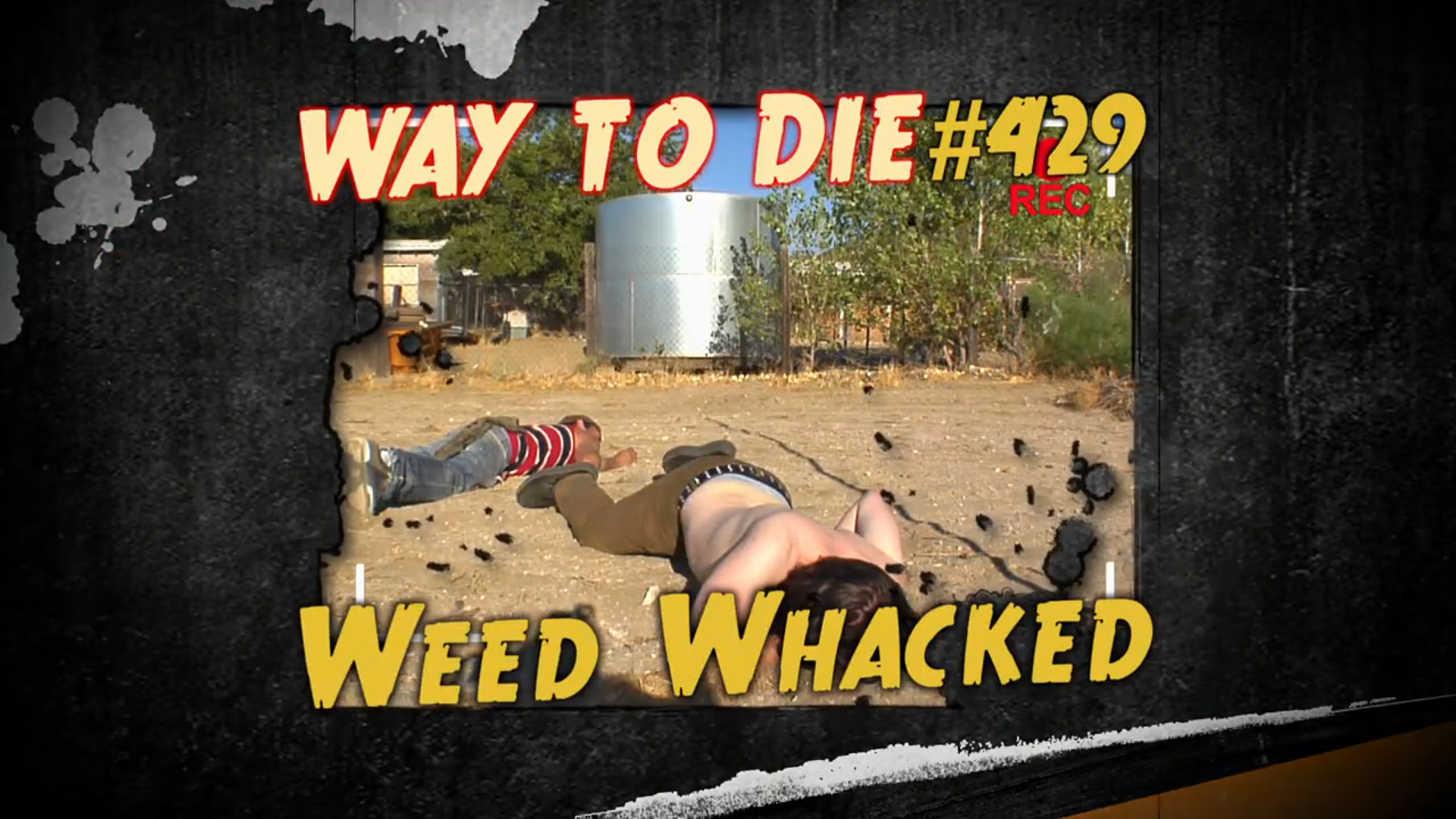 Weed Whacked