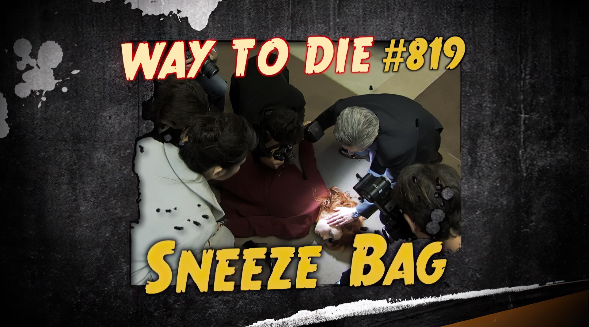 Sneeze Bag