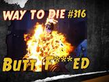 Butt F***ed