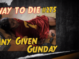 Any Given Gunday
