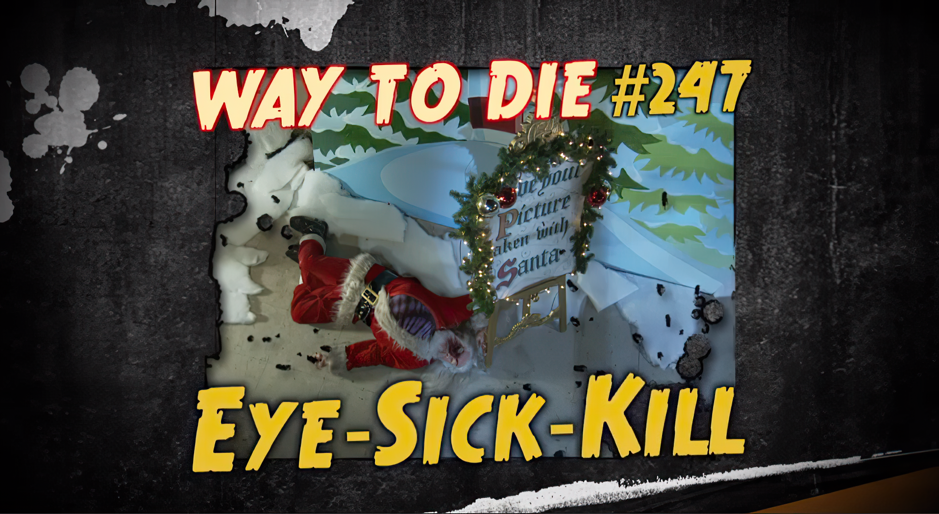 Eye-Sick-Kill
