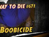 Boobicide