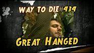 1000 Ways To Die -434 Great Hanged (German Version)