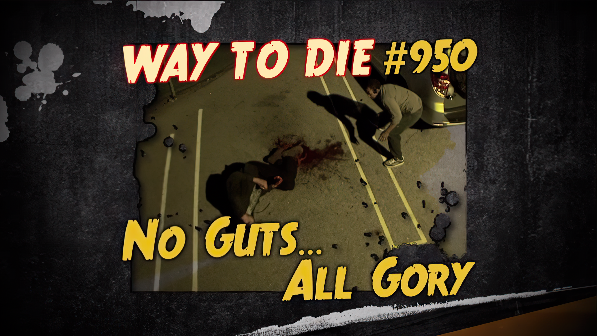 No Guts... All Gory