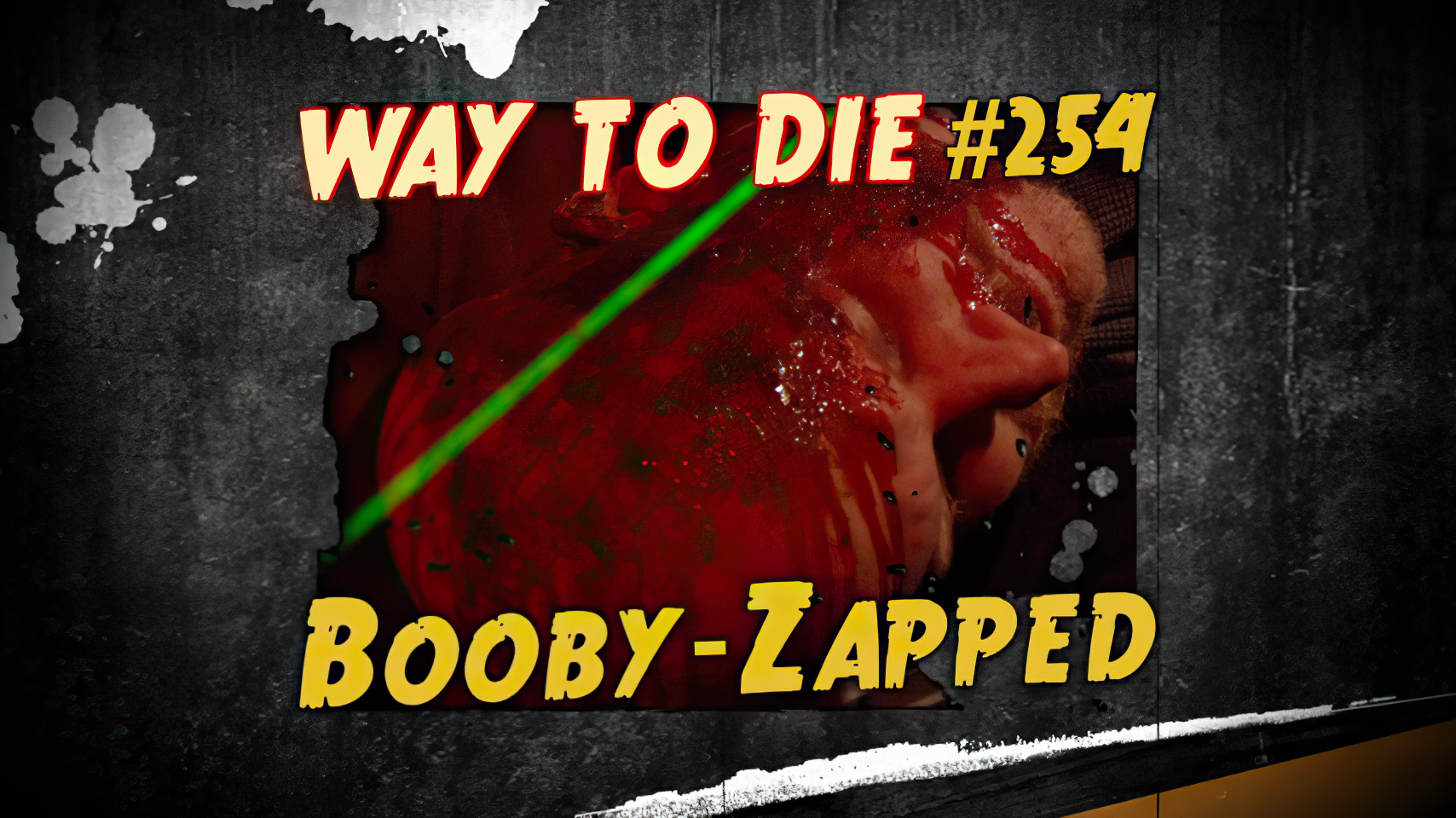 Booby-Zapped