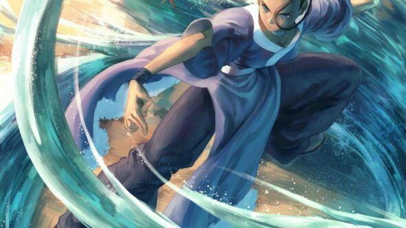 Avatar Katara Cover Art.jpg