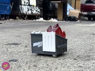 MondoCon Dumpster Fire Back
