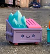 Dumpster Fire Magical Trash 2