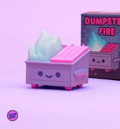 Dumpster Fire Magical Trash 1