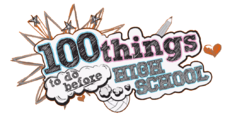 100 Things to do Before High School Logo.png