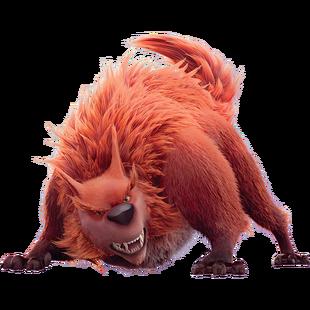 Werewolf form
