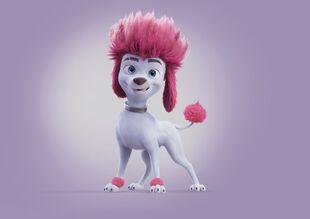 Were-poodle form