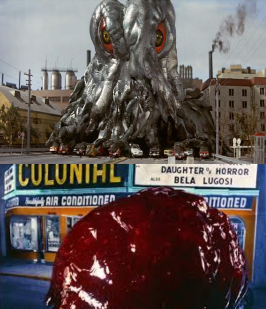 Hedorah vs the Blob