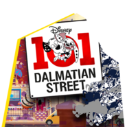 101 Dalmatian Street Logo 1