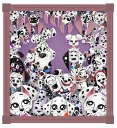 101 Dalmatian Stree key art