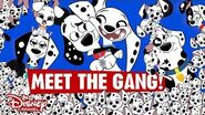 101 Dalmatian Street Meet the Gang! 👋 Disney Channel UK