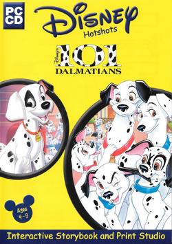 Cover Disney Hotshots 101 Dalmatians.png