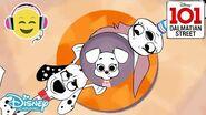 101 Dalmatian Street Theme Song! Disney Channel UK-1