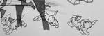 Animator's Palate - Dalmatian Hidden Mickey Disney Dream mural