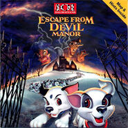Escape From DeviL Manor Cover