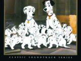 One Hundred and One Dalmatians (soundtrack)