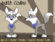 Judith Collins Reference(oc by DalmatianGuard)