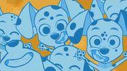 101 Dalmatian Street 🎶 Dolly's Rap Song 🎶 HEBREW-0