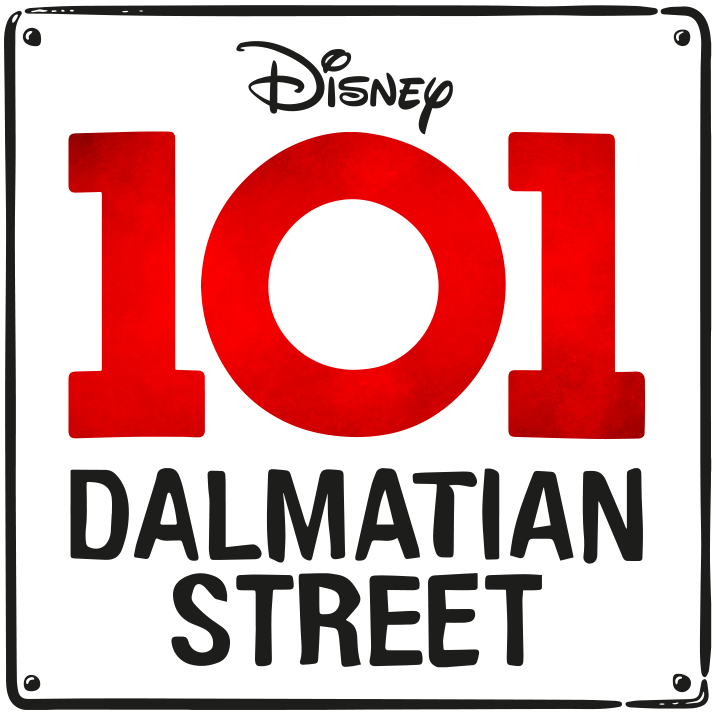 101 Dalmatian Street/International Releases/Japanese