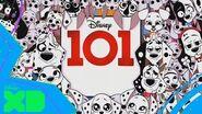 Заставка Улица 101 Далматинца Disney XD