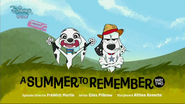 A Summer to Remember - title card (Part 2)