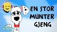 Dalmatinerveien 101 Norsk intro TEKST 🎶- Disney Channel Norge