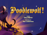 Poodlewolf!