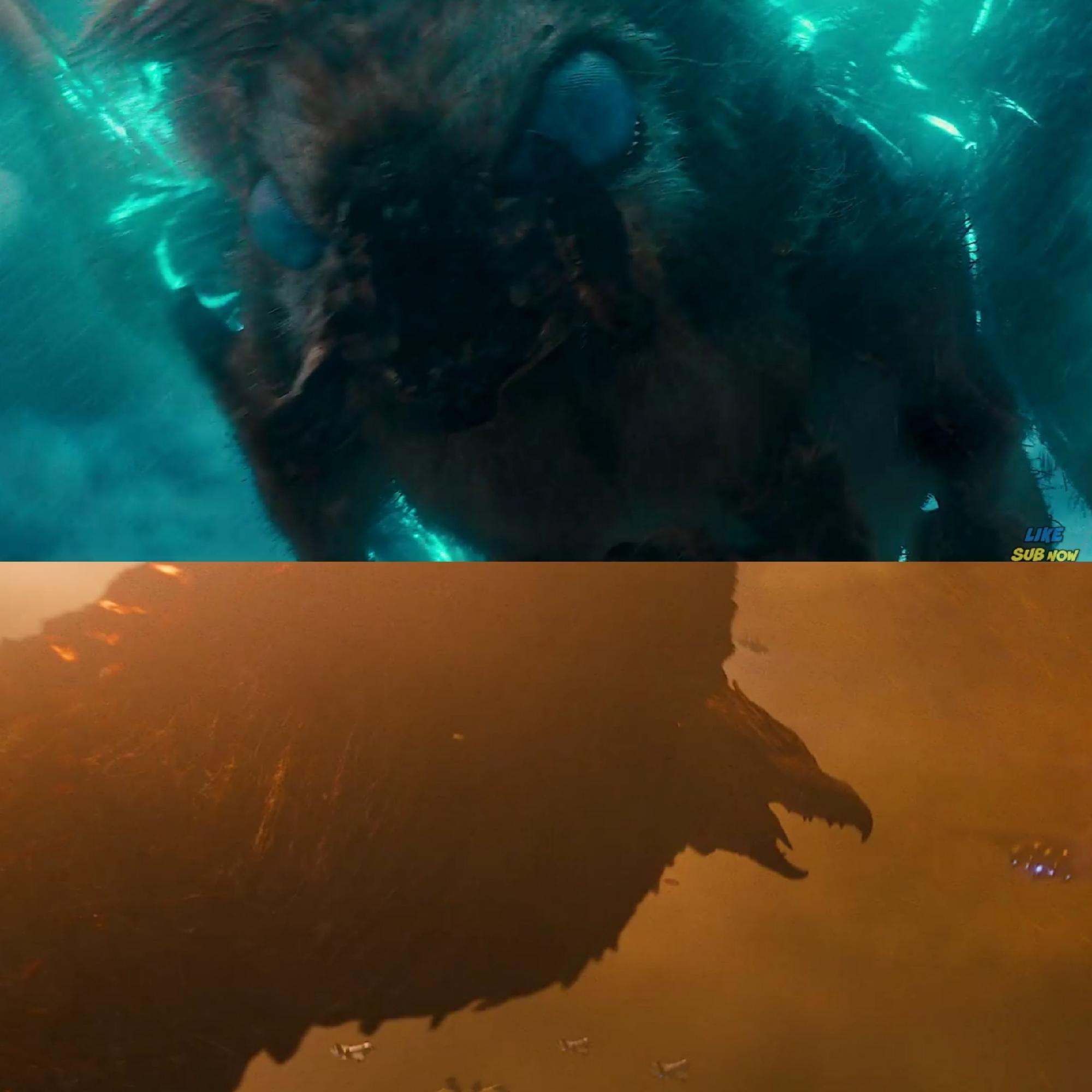 Dos grandes colosos