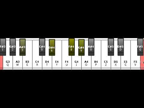 The Auto Musical Test No.1