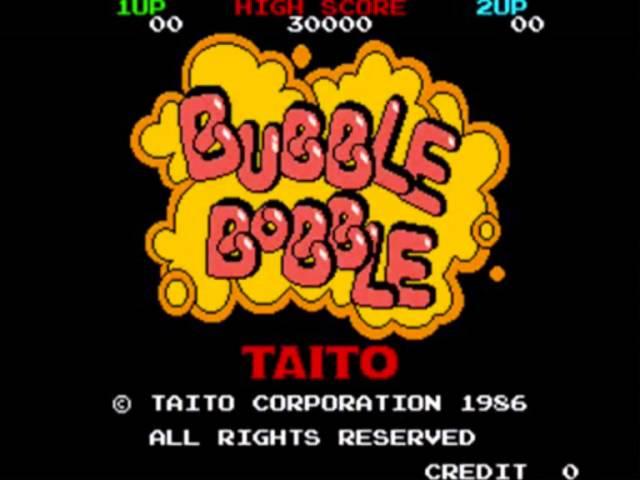 Bubble bobble theme [10 hours]